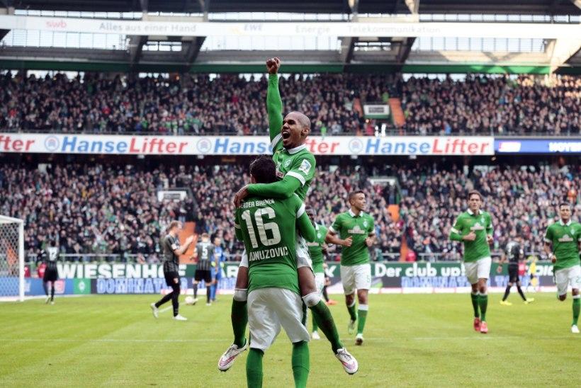 VIDEO ja GALERII   Klavan lõi Augsburgi kaotusmängus värava, ent põhjustas ka penalti