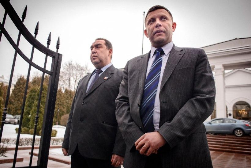 Ukraina separatistid ei kavatse Debaltseve lähistel relvarahu järgida