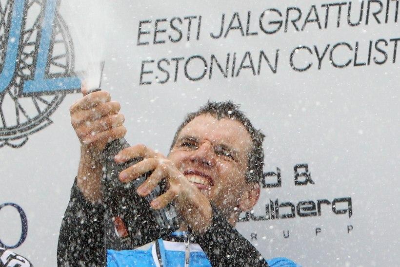 Astanas debüüdi teinud Rein Taaramäe alustas kohe uhke võiduga!