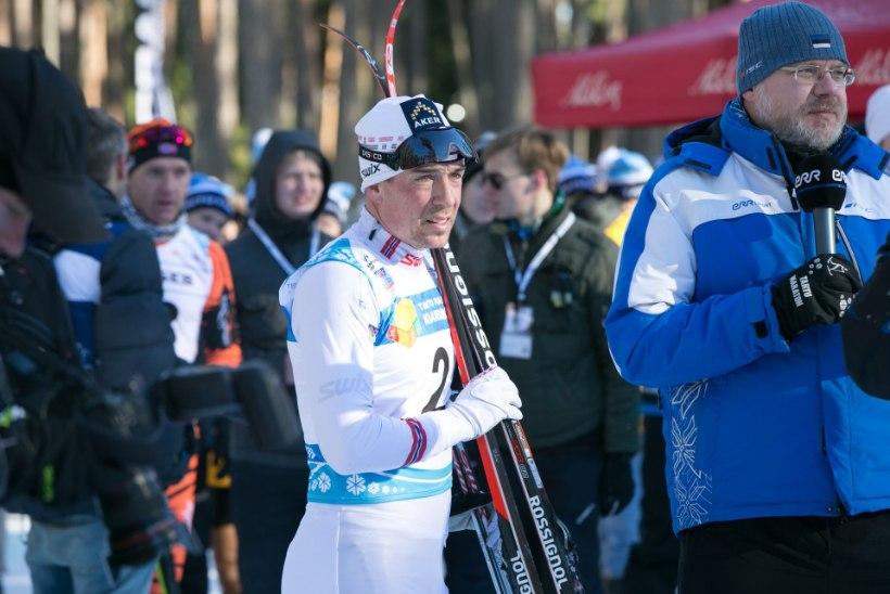 Tartu maratoni võitnud Rönning: Siin oli parem kui Vasaloppetil!