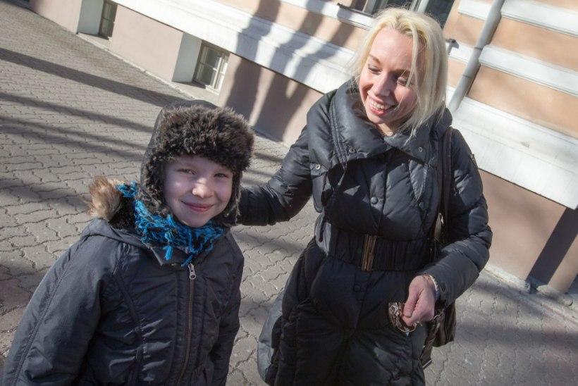 Pojaga eliitkoolikatsetel käinud ema: ta arvutab vabalt 10000 piires!