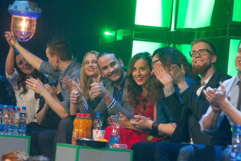 Suur Eesti Laulu II poolfinaali galerii: õhk särises emotsioonidest