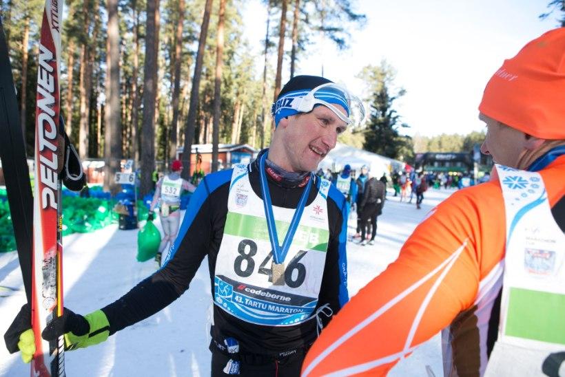 ÕHTULEHE VIDEO | 179. koha saanud Raio Piiroja otsib perekonda, kes päästis tema Tartu maratoni
