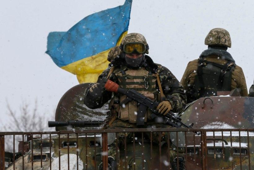 Verine relvarahu: hukkus viis Ukraina sõdurit