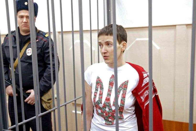 Päästke Nadia Savtšenko!