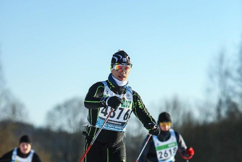 """Joel Juht: """"Maratonil proovige kindlasti lõpuni vedada!"""""""
