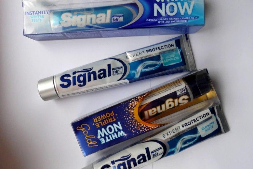 Milline hambapasta on parim?