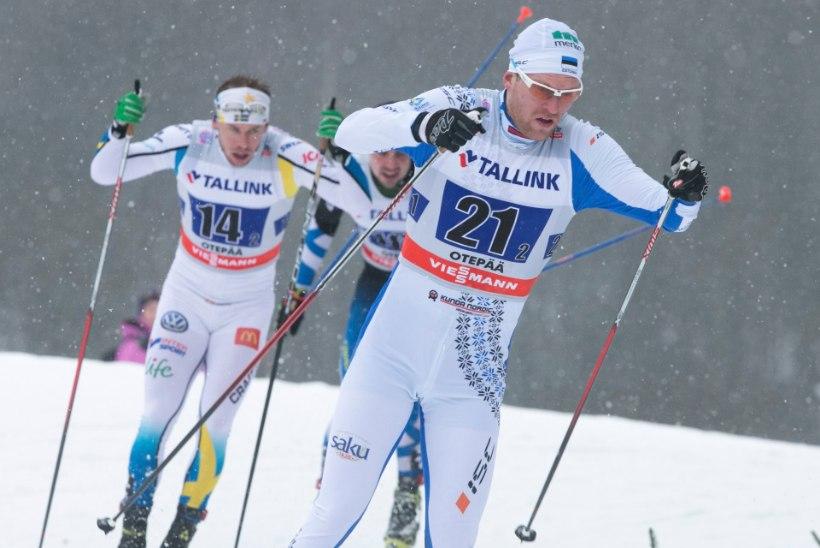 Sprinditreener Christoph Schmidi eesmärk: veerandfinaali kaks meest ja üks naine!
