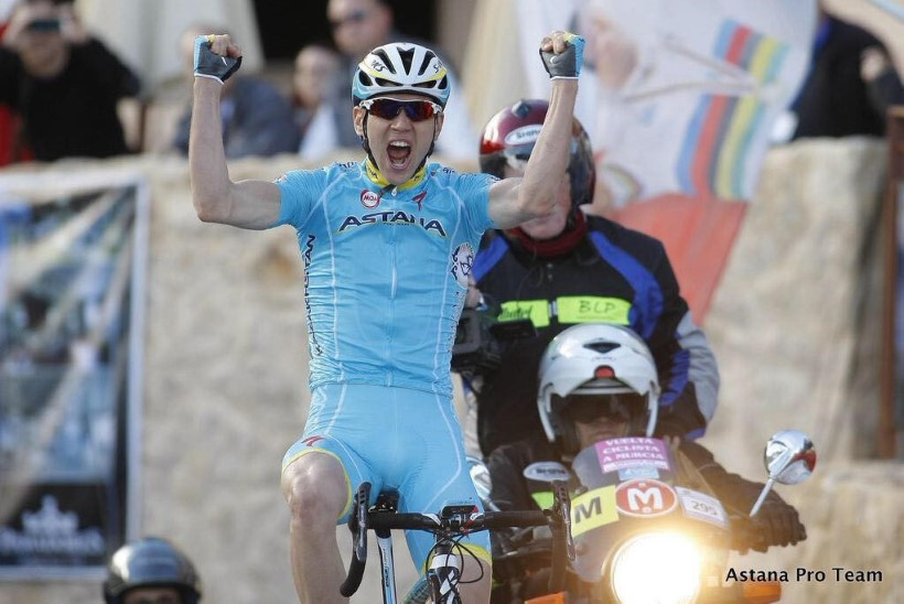 SUPER: Rein Taaramäe algus Astana särgis sai suurepärase jätku!
