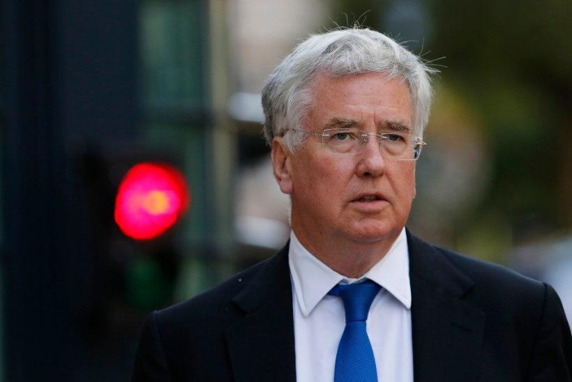 Suurbritannia kaitseminister: Venemaa järgmiseks sihtmärgiks võivad olla Baltimaad
