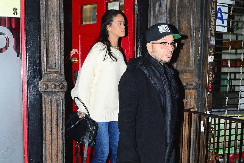 Carmen Kassi eks semmib Rihannaga?