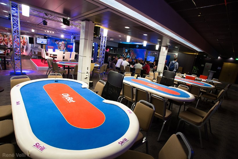 Tallinnas alanud pokkerifestivalist võtab osa üle saja välismängija