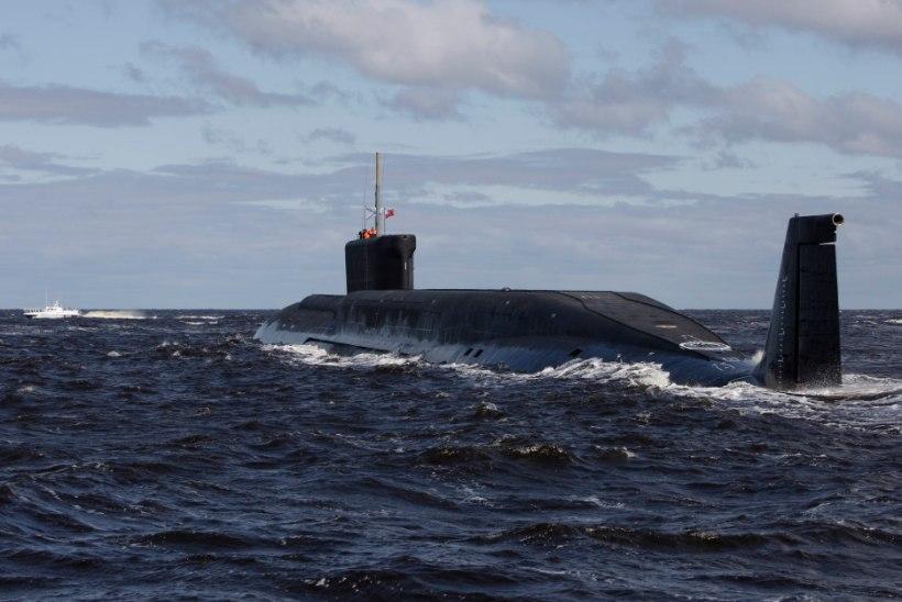 Venemaa tahab, et USA viiks Euroopast oma taktikalised tuumarelvad ära