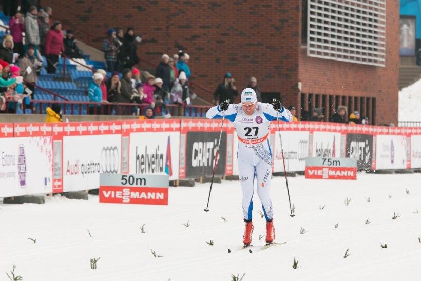 FALUNI MM | Peeter Kümmel pääses meeste sprindis veerandfinaali, teised eestlased mitte