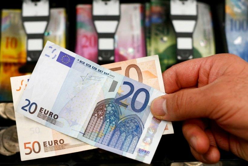 UURING: valdav osa Eesti elanikest tuleb oma rahaasjadega toime