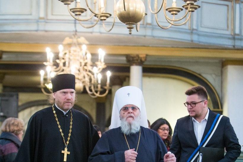 GALERII: Urmas Viilma pühitseti uueks peapiiskopiks