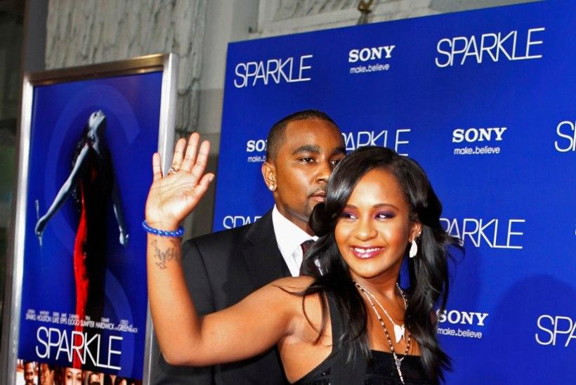 Whitney Houstoni tütre paranemine oleks imede ime
