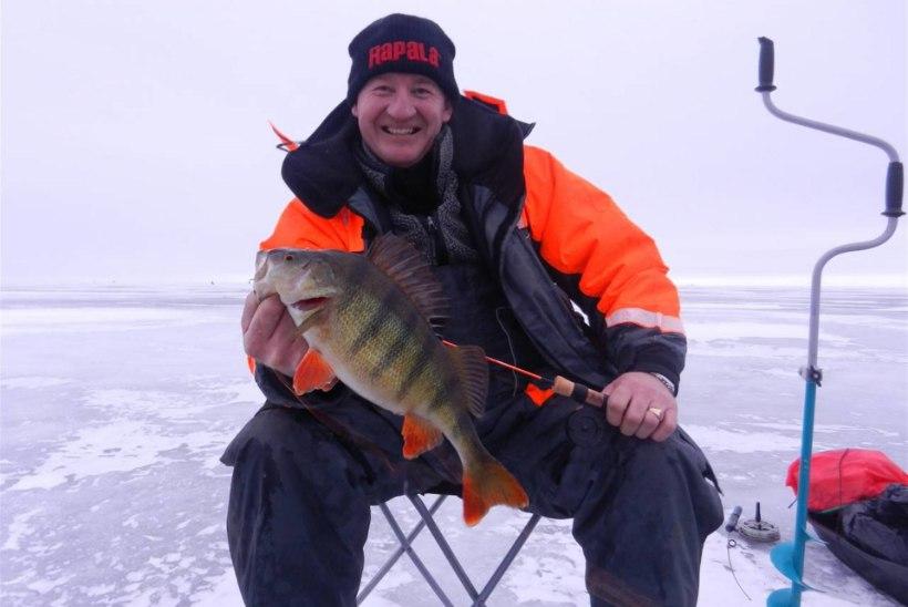 Kalastuskeskuse talvepäevad Peipsil 31.01-01.02 2015 