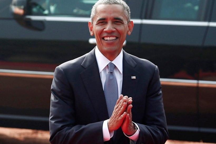 Barack Obama: Putin on halb strateeg
