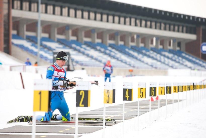 LASKESUUSATAMISE EM OTEPÄÄL | GALERII: Eesti segateatevõistkond jäi medalita, võitis Venemaa