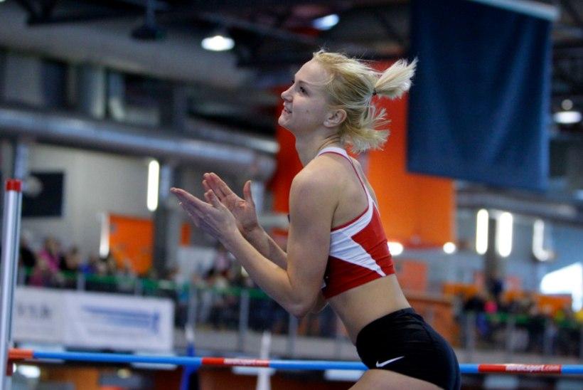 EMi pilet taskus: Grete Udras hüppas Tallinnast Prahasse