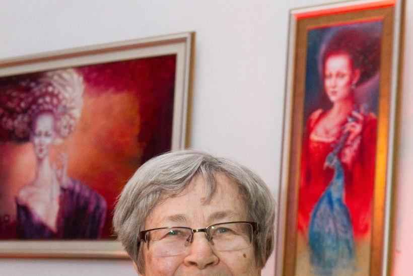82aastane Aino Pervik: arvutit ma ei karda!