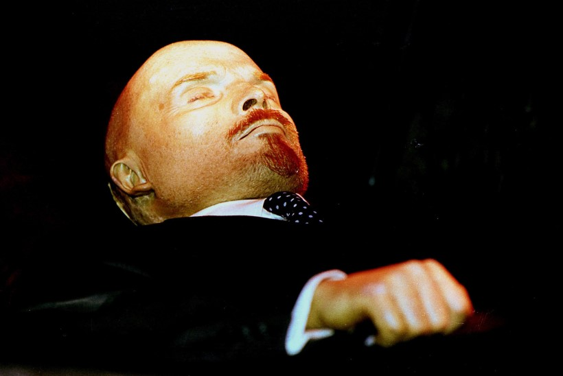 Kas mausoleum vabaneb Leninist kunagi ka lõplikult?