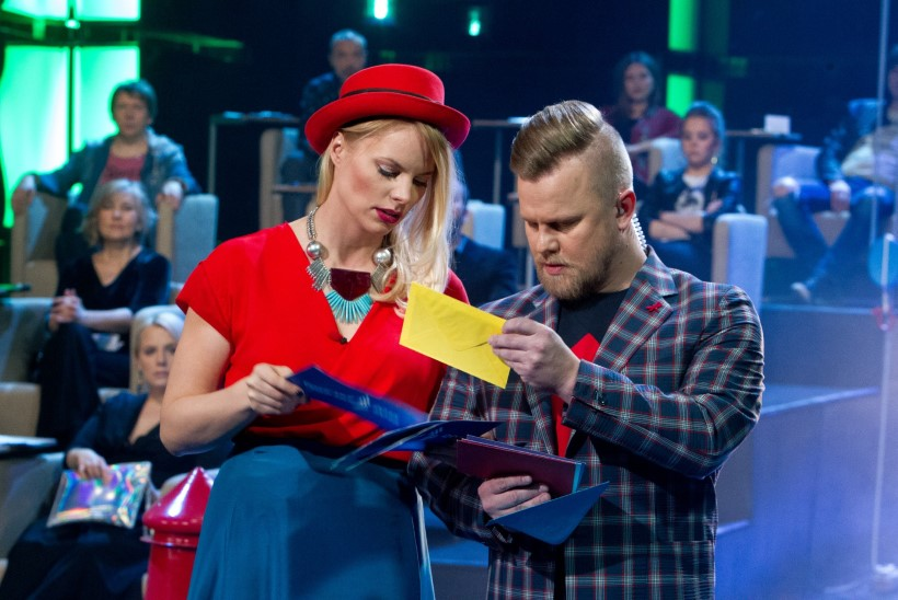 SELJAVÕIT! Eurovisioni lauluvõistlusele sõidavad Elina Born ja Stig Rästa!