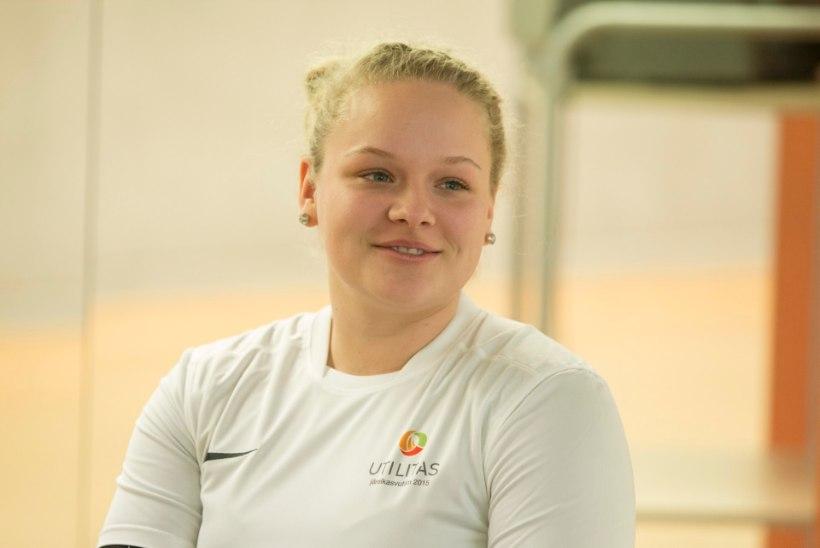 Haigena võistelnud Kätlin Piirimäe tõukas sisehooaja rekordi