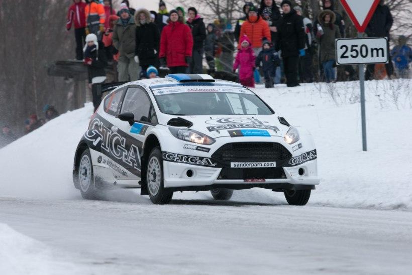 GALERII | MM-masinal debüüdi teinud Sander Pärn võitis Võru ralli