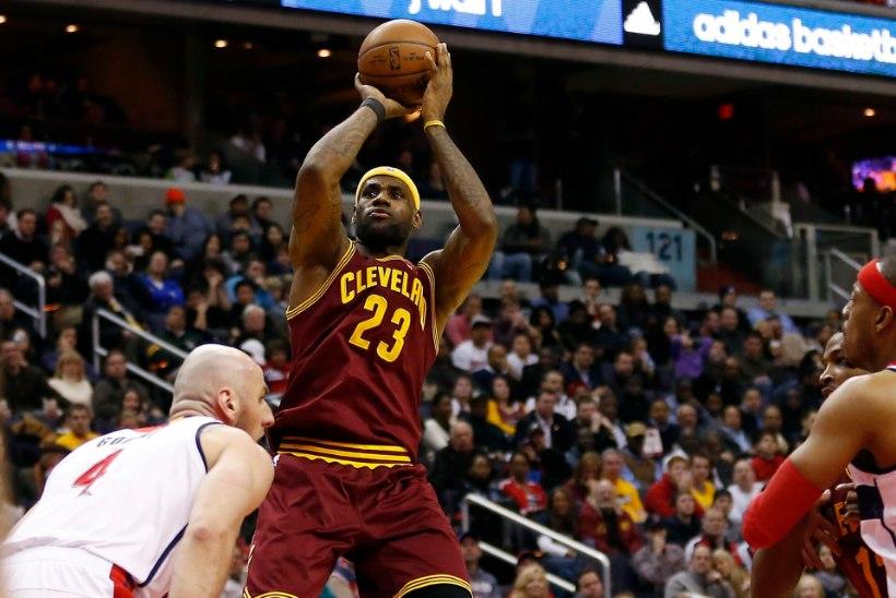LeBron James ja Cleveland Cavaliers saavad veelgi tugevamaks!