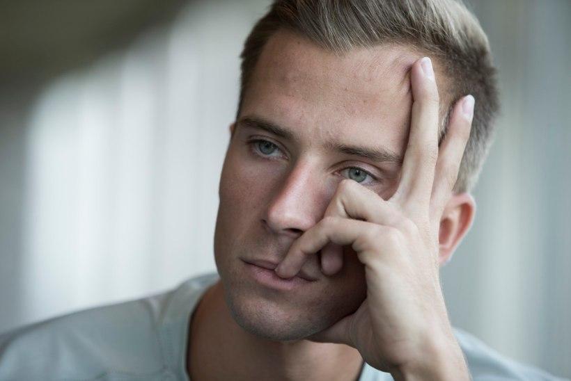 ÕHTULEHE VIDEO | Vahetult enne võistlust jäneseks hakanud Rasmus Mägi: Täna olin pigem abimehe rollis
