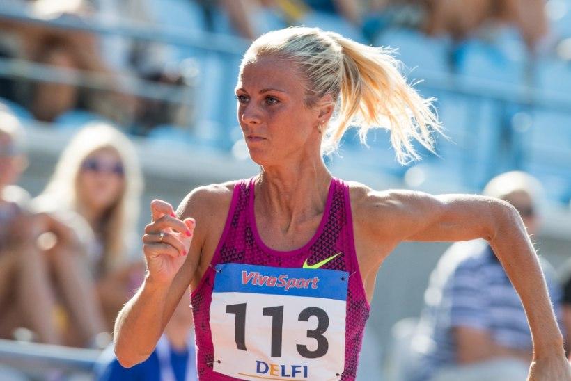 ÕHTULEHE VIDEO | EMile pürgiv Grit Šadeiko: Eesti rekordi võiks sellises konkurentsis ära joosta küll