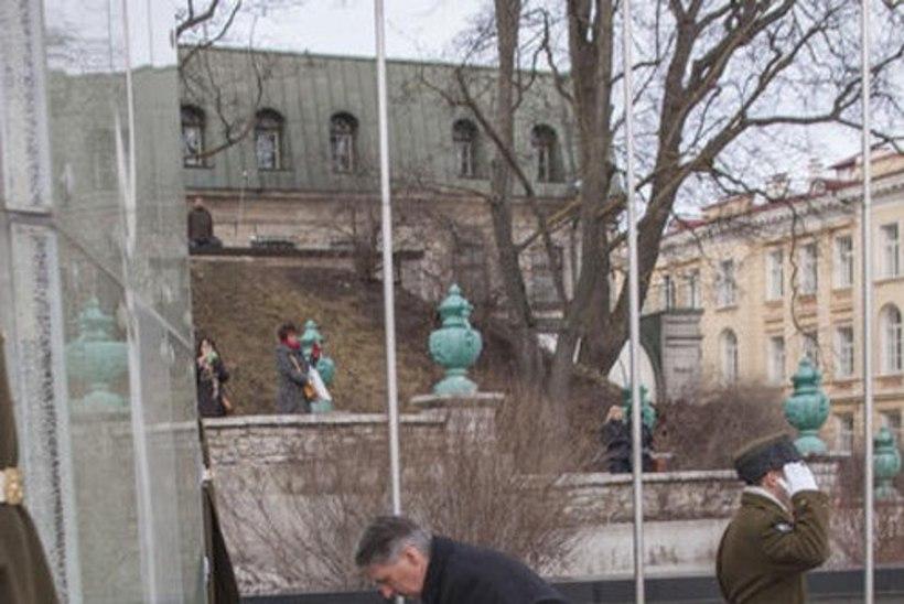FOTOUUDIS: Terras kohtus Tallinnas Hammondiga