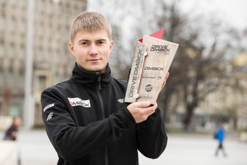 Sander Pärn tegi Võrus R5'ga lähitutvust