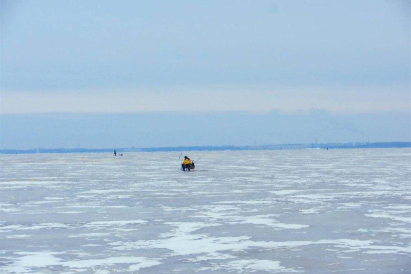 Laupäeval kadunuks jäänud kalamehe otsingud pole tulemust toonud