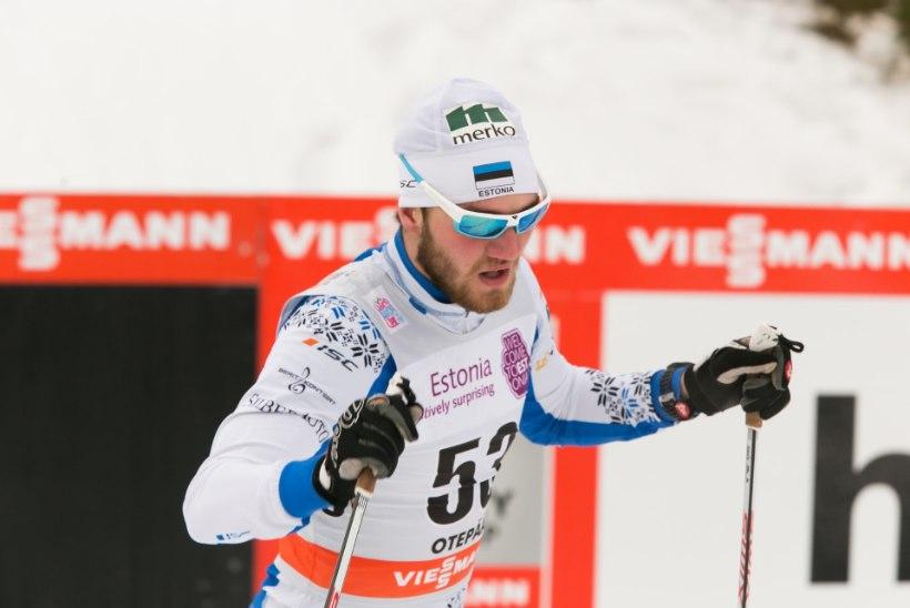 Marko Kilp pääses kodustel Skandinaavia karikavõistlustel finaali