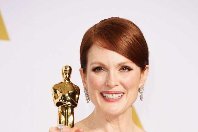 Julianne Moore sai viimaks Oscari