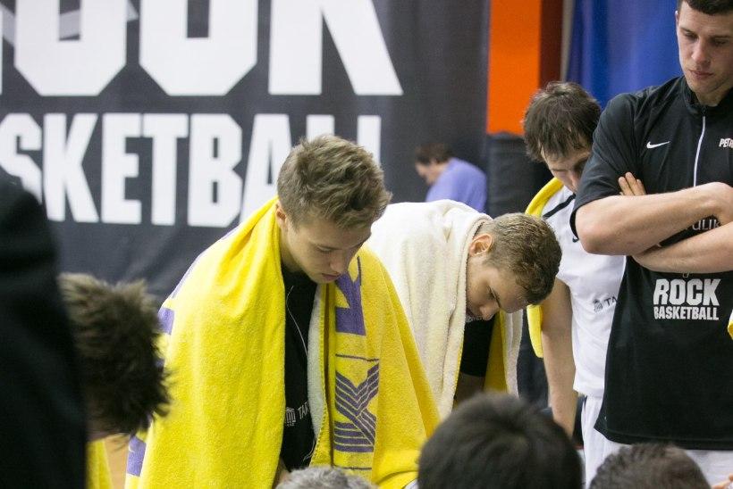 Tartu Ülikool/Rock saab homme Balti liiga veerandfinaalis raske katsumuse osaliseks
