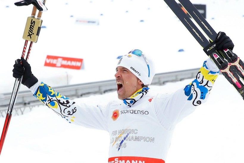 FALUNI MM | GALERII: Rootsile taas kuld, Aivar Rehemaa taas 29. kohal