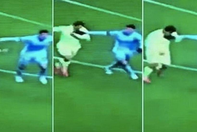 VIDEO | EGA OMETI: Suarez ampsas taas vastast?!