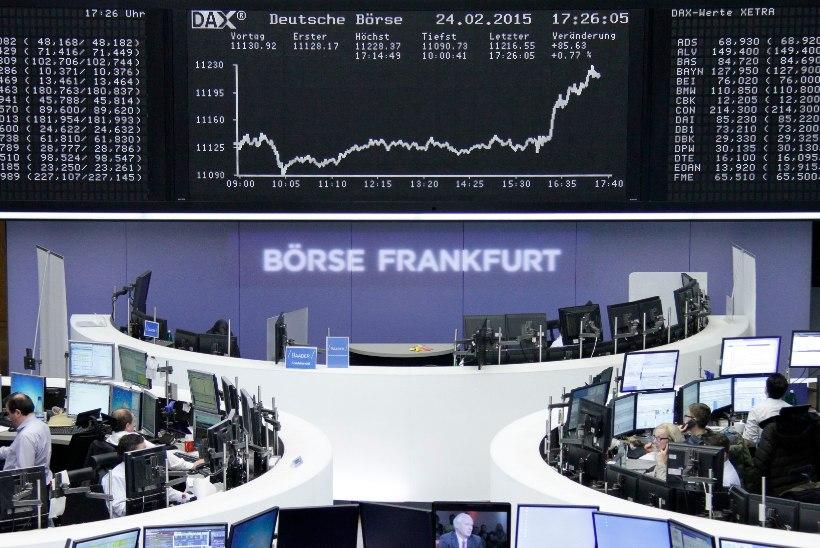 Eksperdid: aktsiaturge võib oodata raju tagasilöök