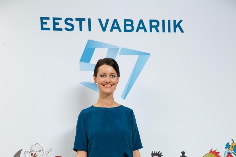 Lisette Kampus: kui elukaaslast pole, siis miks mitte üksinda vastuvõtule tulla