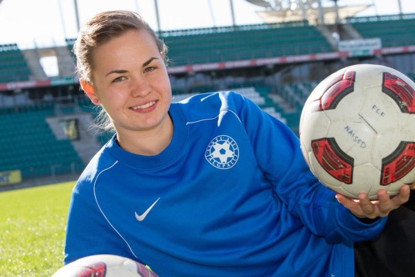 VIDEO: Eesti naiste jalgpallikoondis on Baltikumi tugevaim!