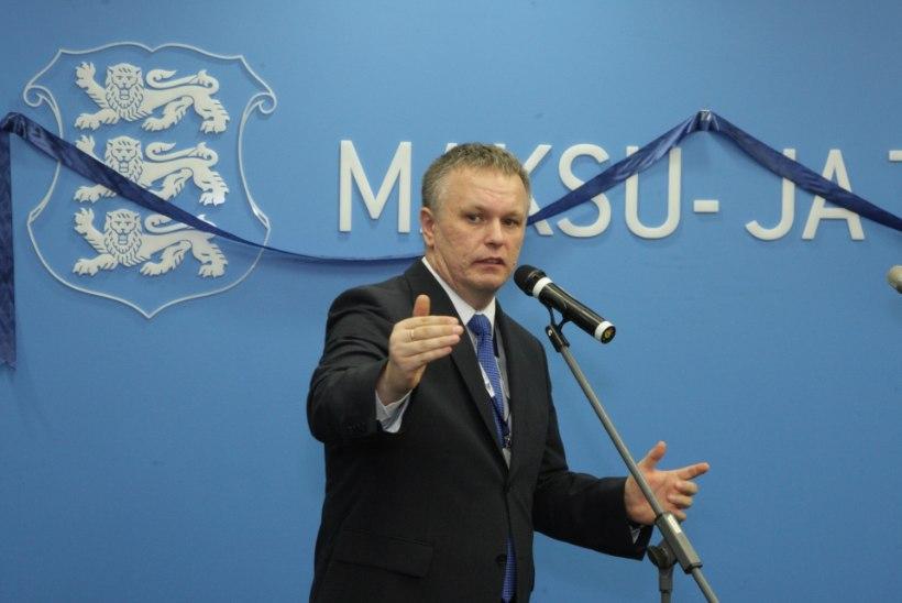 Juhtkiri | Maksuterminaator sunnib ministri valima