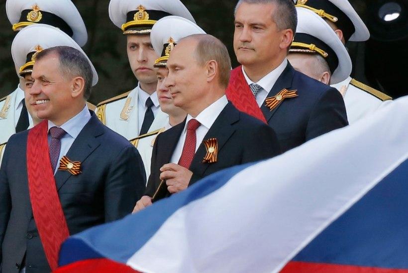 Krimmis käib näitemäng halbade näitlejatega