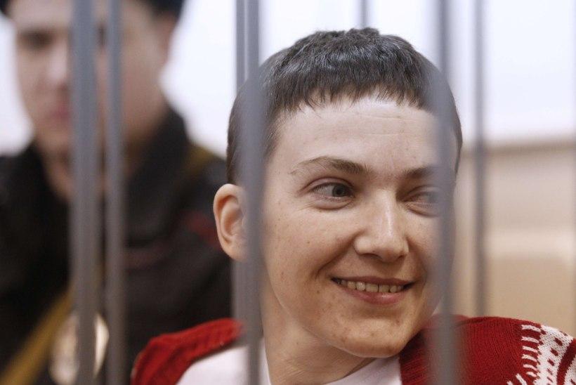 Inimõiguslane: Savtšenko võib lähiajal surra