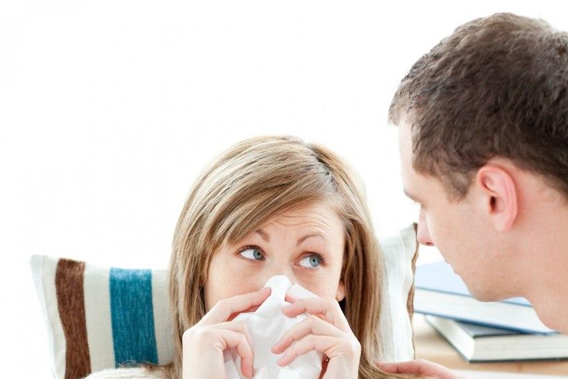 Kaitse nakkusvärava all: kuidas hingamisteid kaitsta?
