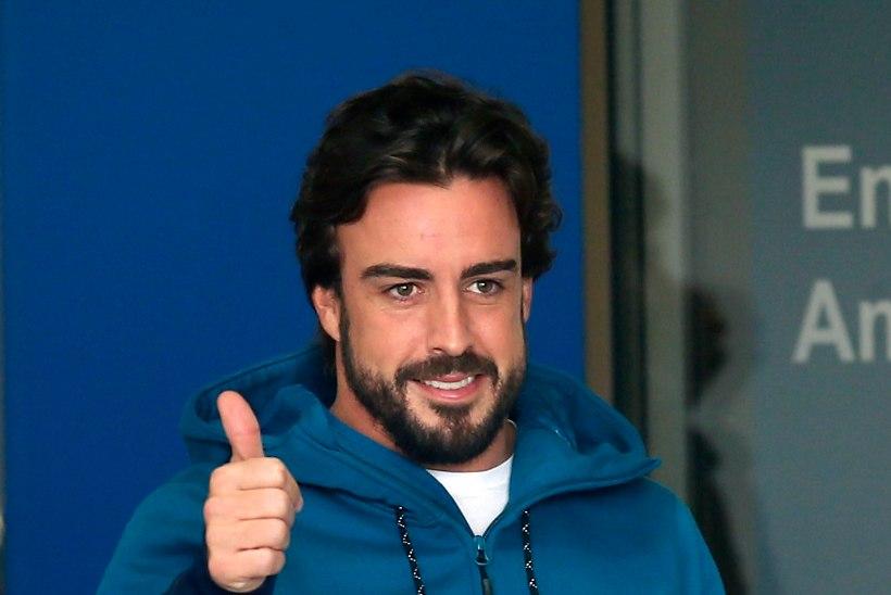 Alonso saatus pole tema kätes