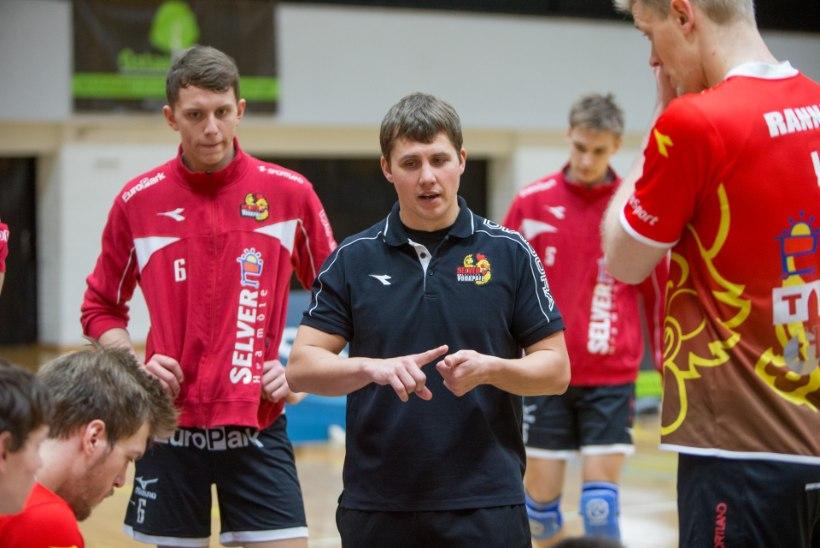 ÕHTULEHE VIDEO | Rainer Vassiljev: mul poleks midagi selle vastu, kui tiitlile mängiksid neli Eesti klubi